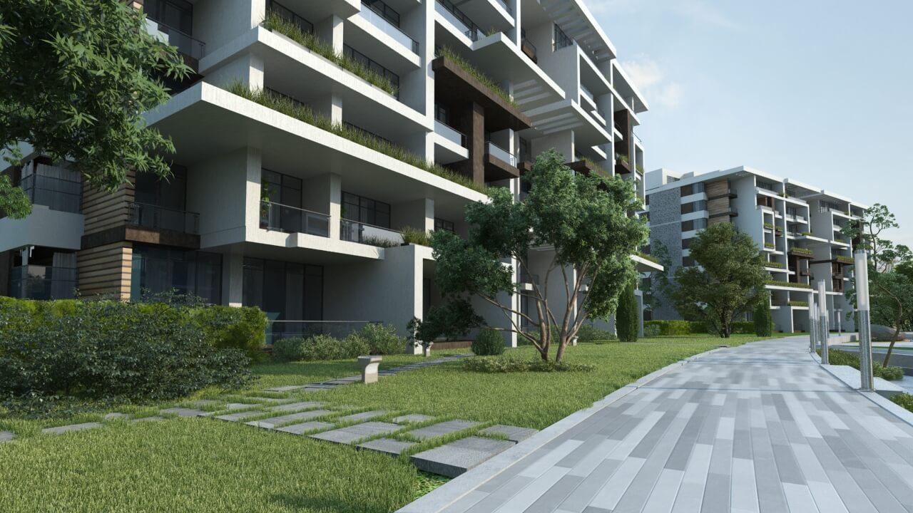 لا كابيتال العاصمة الادارية الجديدة la capitale new capital - New Capital  Apartments