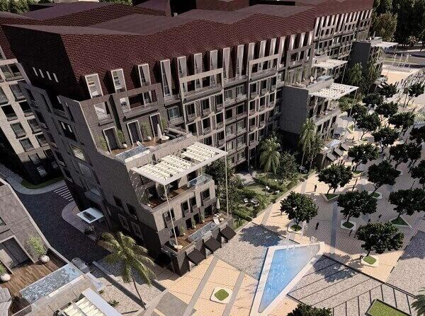 بارك لين العاصمة الادارية الجديدة Park Lane New Capital