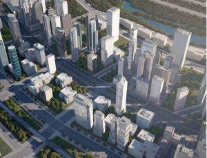 المقصد العاصمة الادارية الجديدة