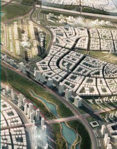 موقع المقصد العاصمة الإدارية الجديدة