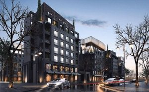مشروع بارك لين العاصمة الادارية الجديدة
