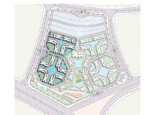 موقع كمبوند جنوب العاصمة الإدارية الجديدة