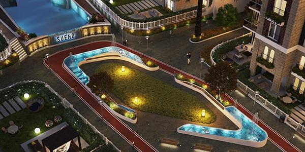 سوانيو العاصمة الادارية الجديدة sueno new capital