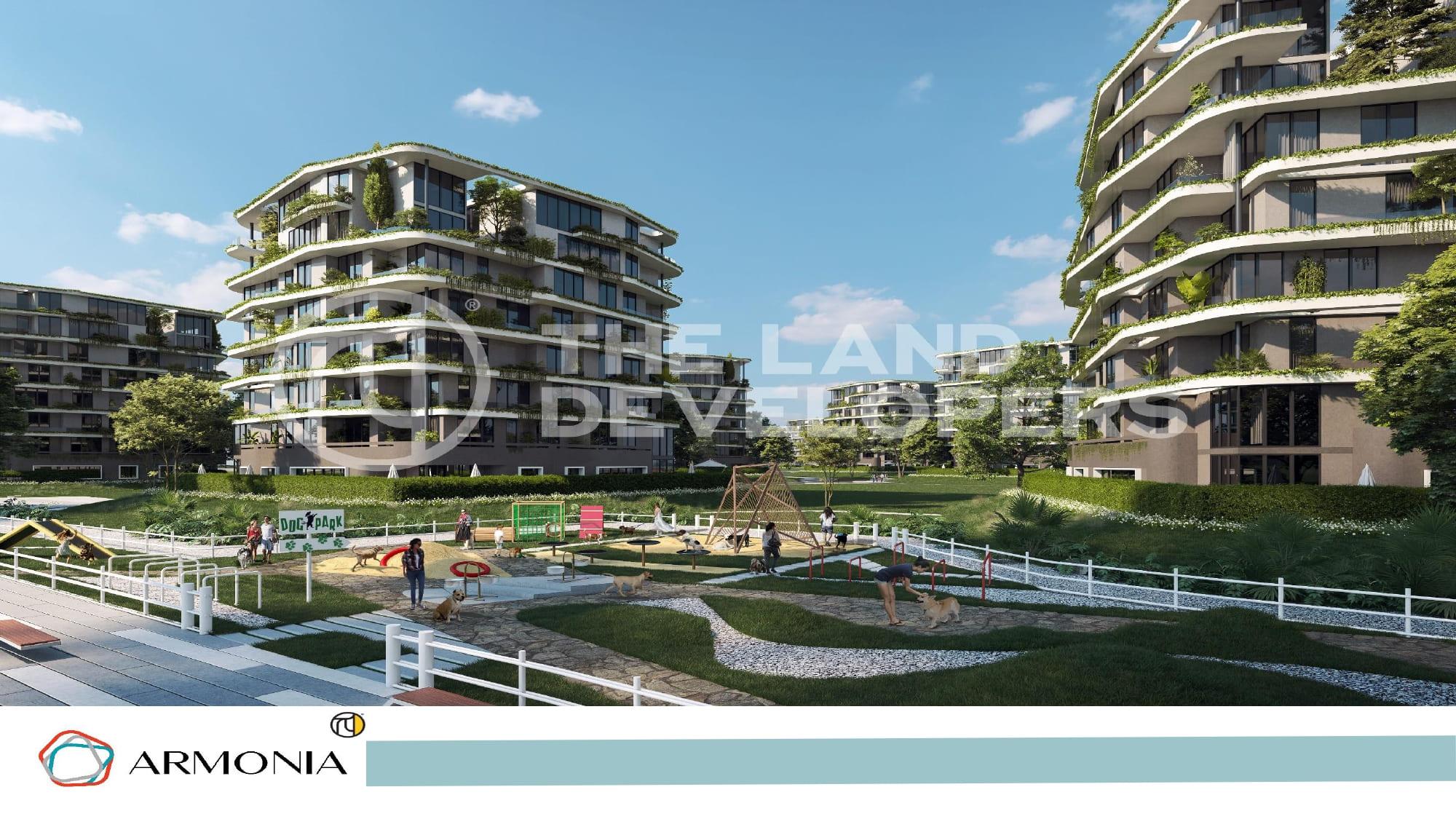 ارمونيا العاصمة الإدارية الجديدة Armonia New Capital