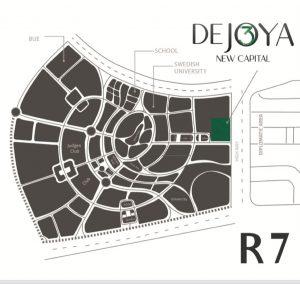 موقع دي جويا ٣ العاصمة الادارية الجديدة
